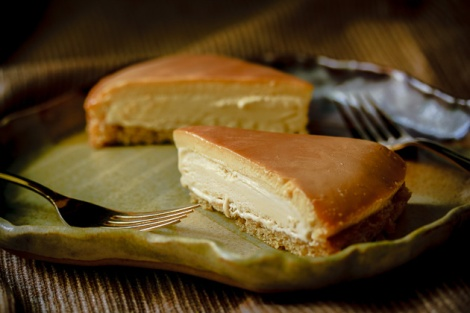 Leche Flan Ice Cream Sandwich | Daily Prompt: You, the Sandwich